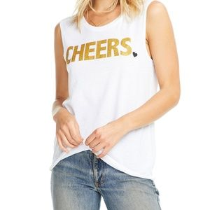 """Chaser """"Cheers"""" Tank"""